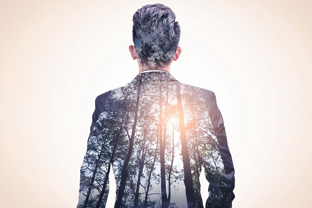 Inversor sostenible. Foto: Getty Images