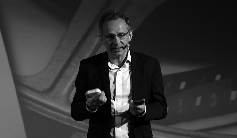 Enrique Lores, CEO de HP