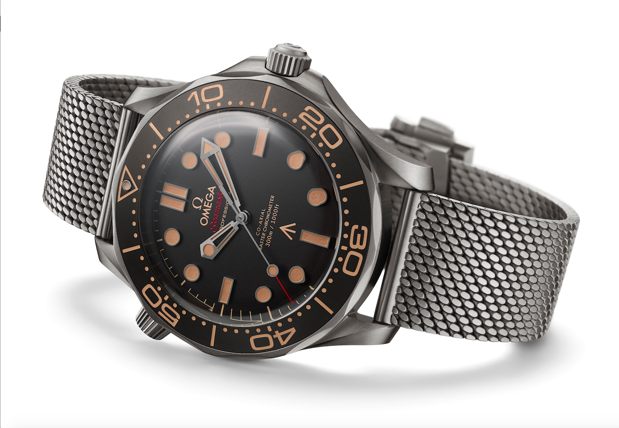 Seamaster Diver 300 M 007 Edition