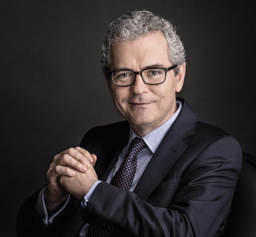 Pablo Isla, CEO de Inditex