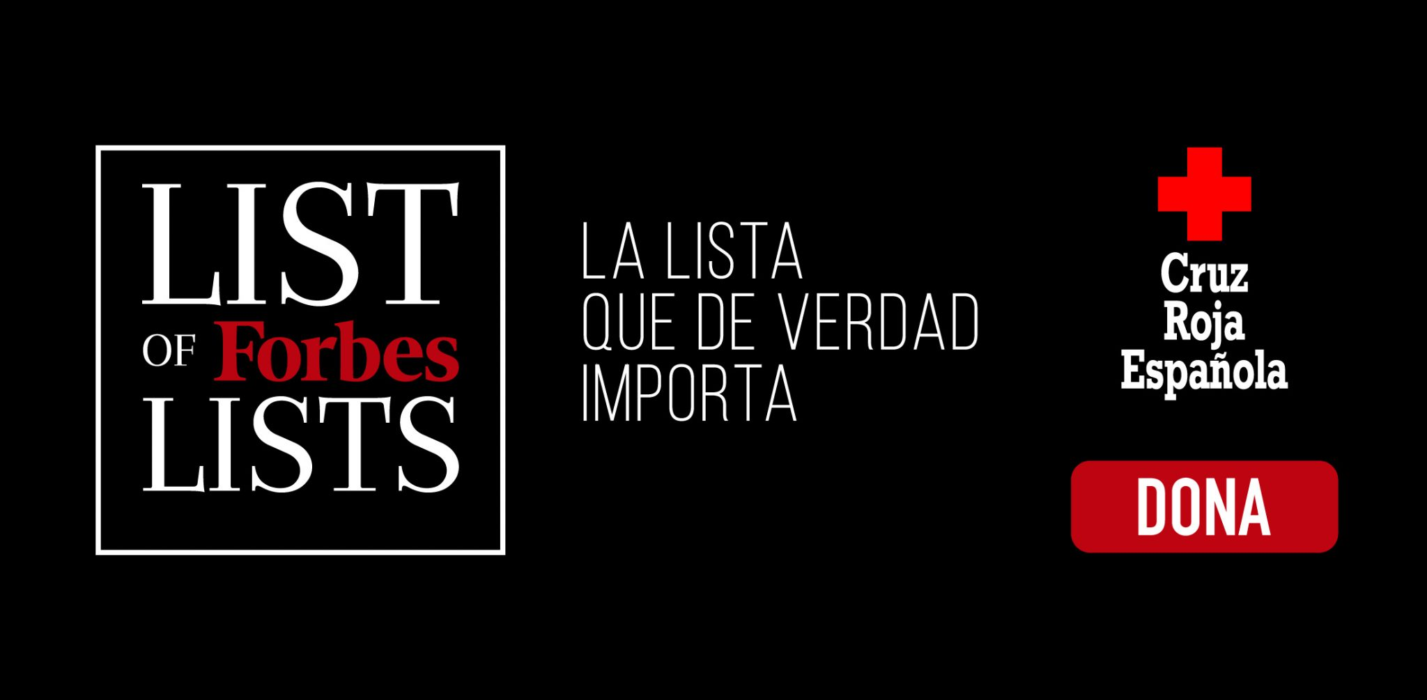 List of LISTS_Forbes Cruz Roja