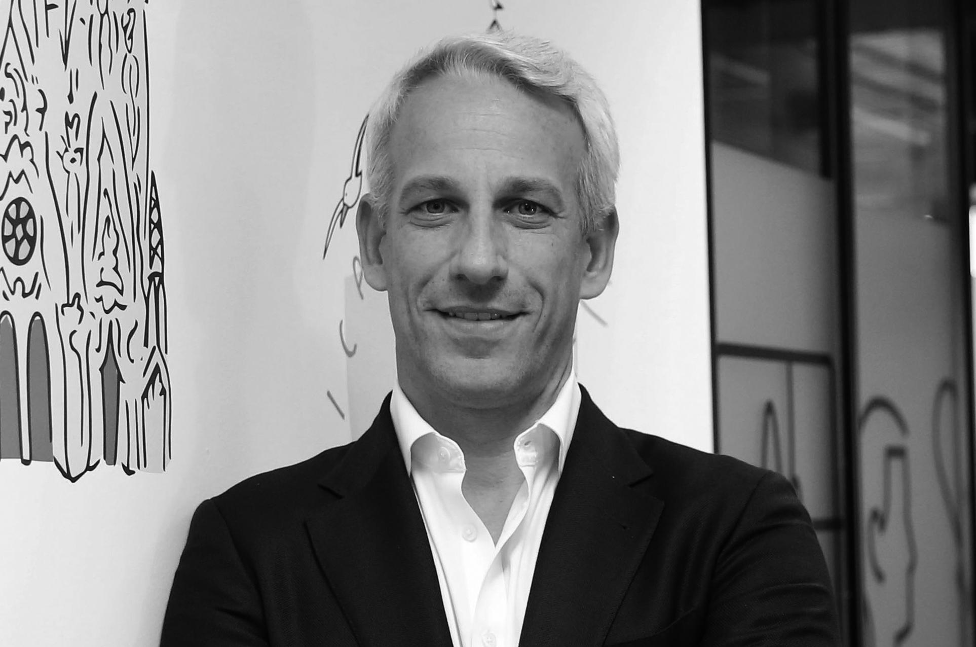 Raimundo Sala,director corporativo de Soluciones de Negocio de Bankia