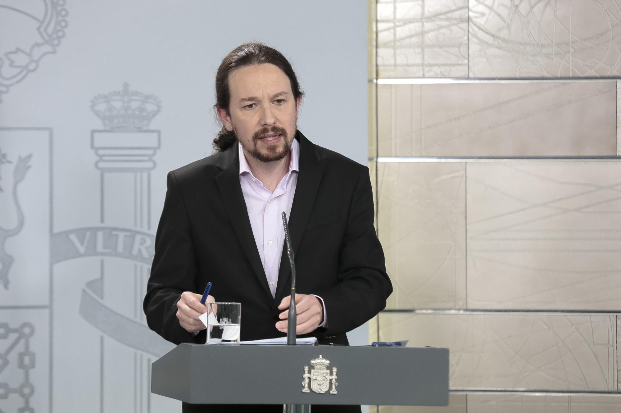 Impuesto ricos Pablo Iglesias Podemos