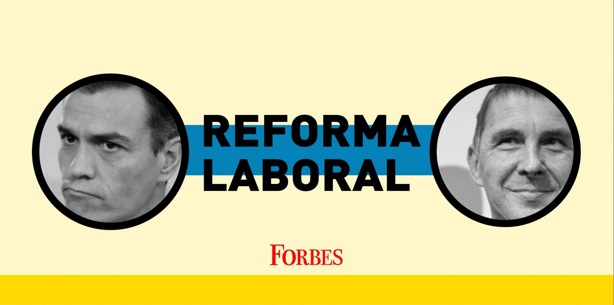 """¿Reforma laboral """"íntegra"""" o """"parcial""""? PSOE, Podemos y Bildu"""