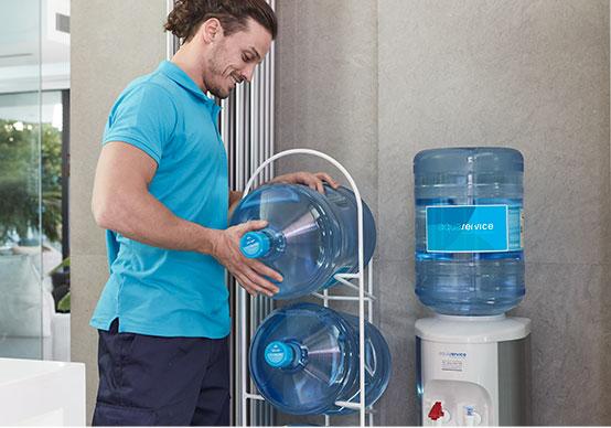 Aquaservice repartidor agua