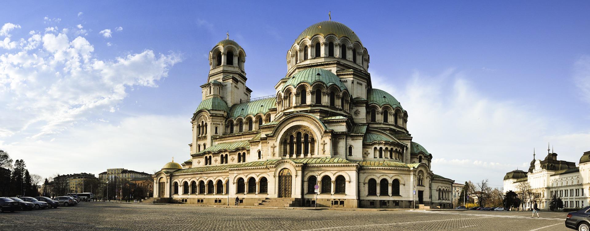 Catedral Sofía Bulgaria