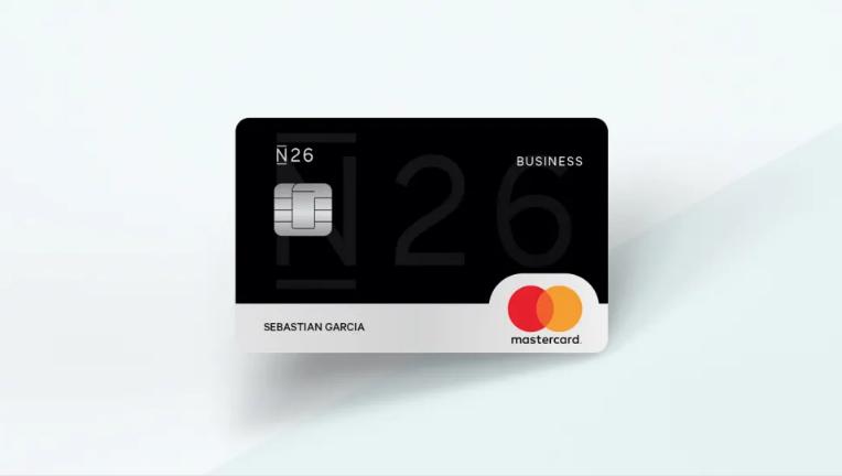 Tarjeta N26 Banco