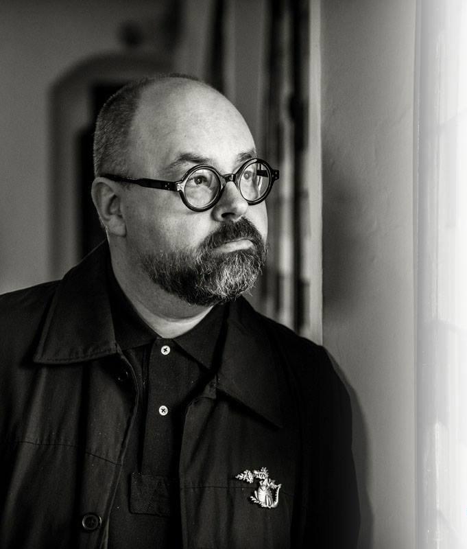 El escritor Carlos Ruiz Zafon