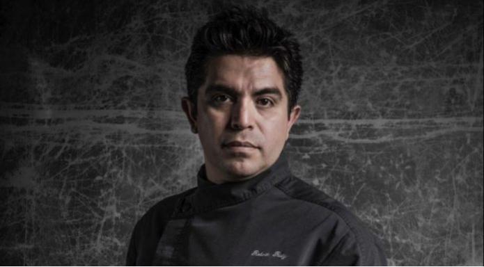 El chef Roberto Ruiz - Punto MX Madrid