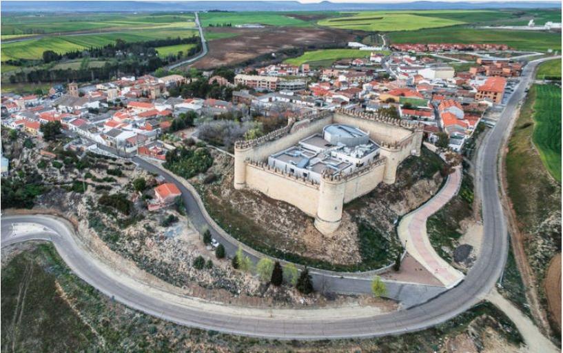 Castillo de la Vela en Toledo