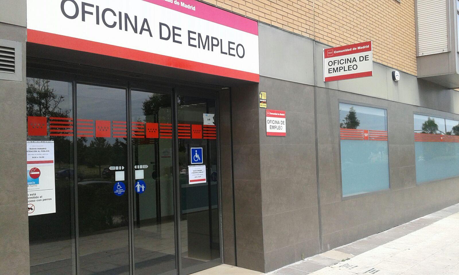 Oficina de Empleo en Sanchinarro (Madrid)