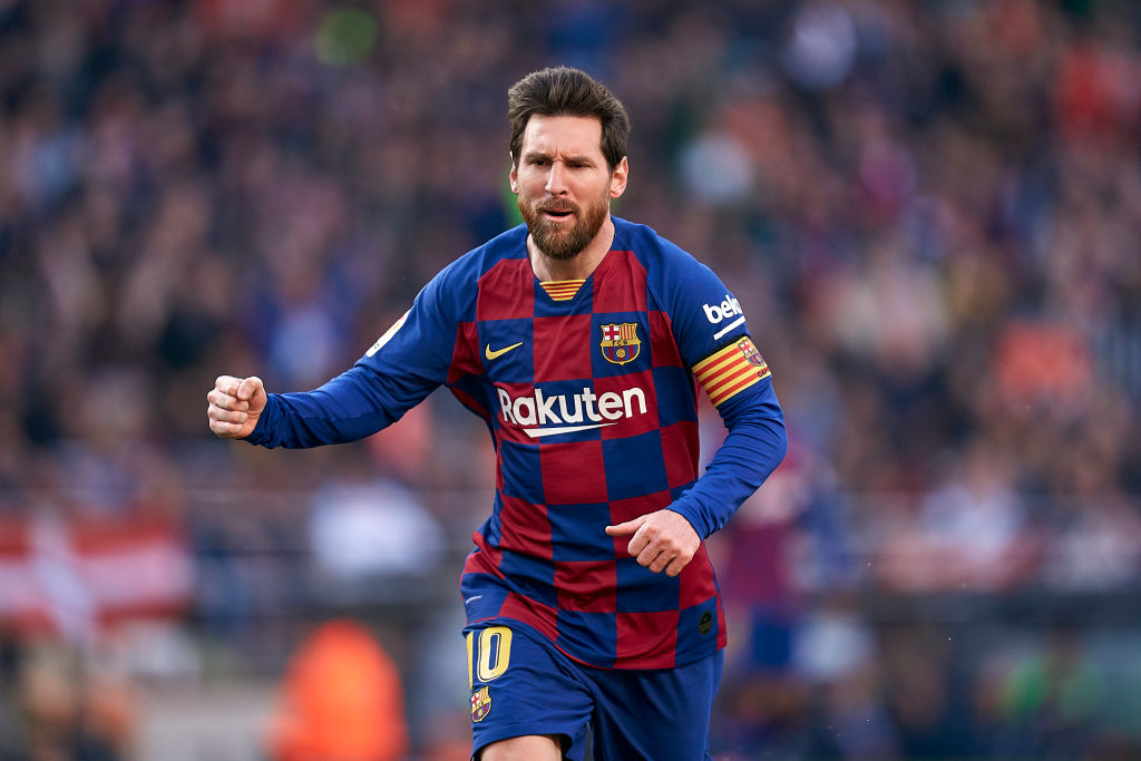 Messi, el próximo atleta billonario