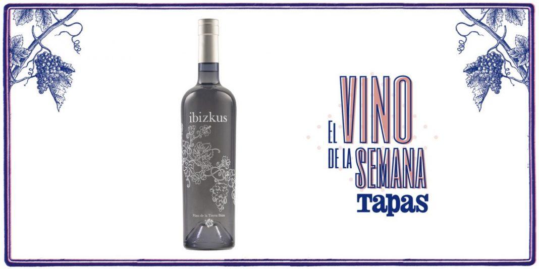 Botella de Ibizkus blanco