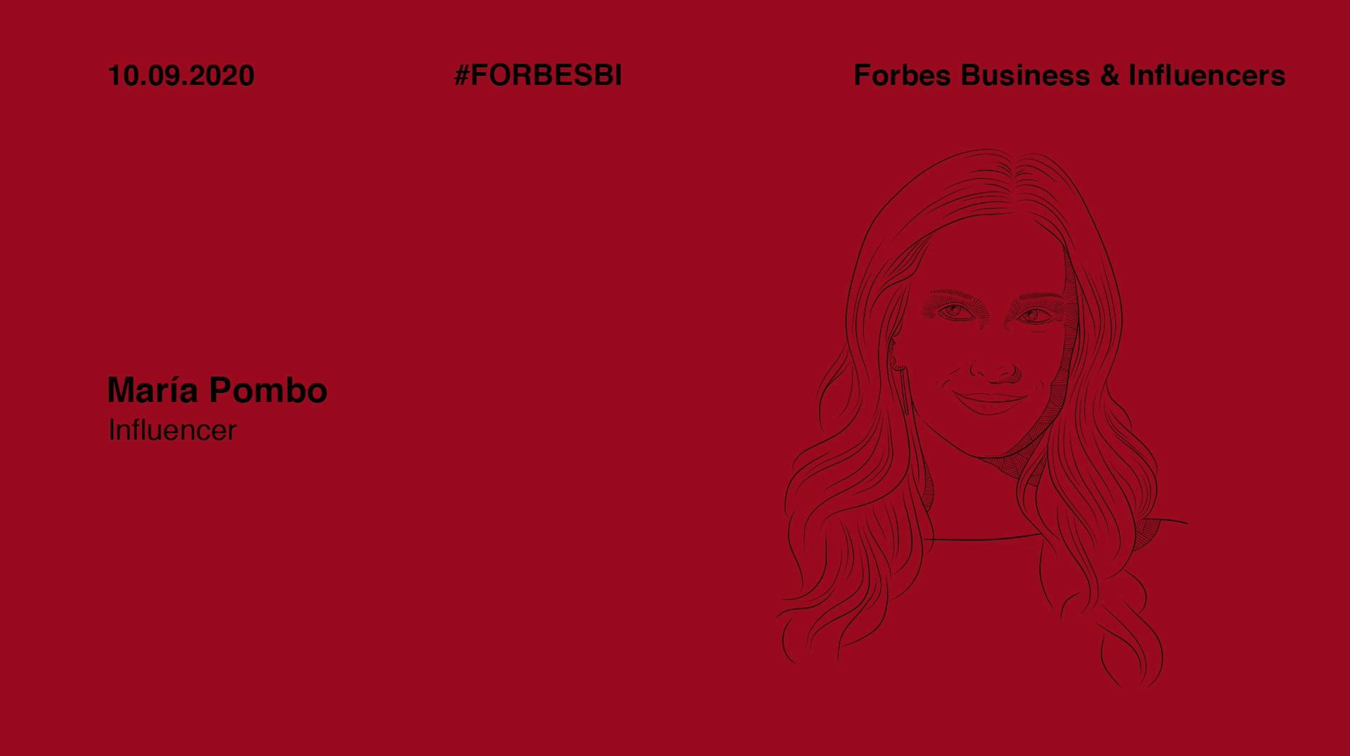 María Pombo forbes summit