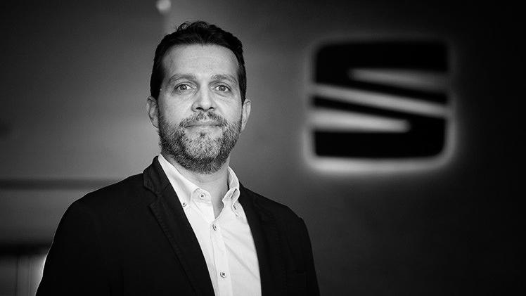 Cristian Calvo, director de Marketing de SEAT España