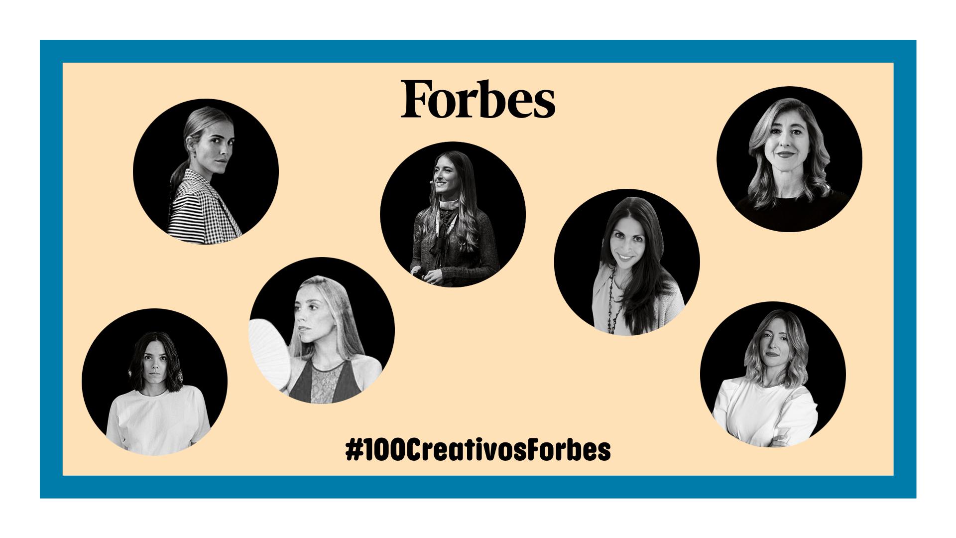 Forbes mujeres creativas 2020