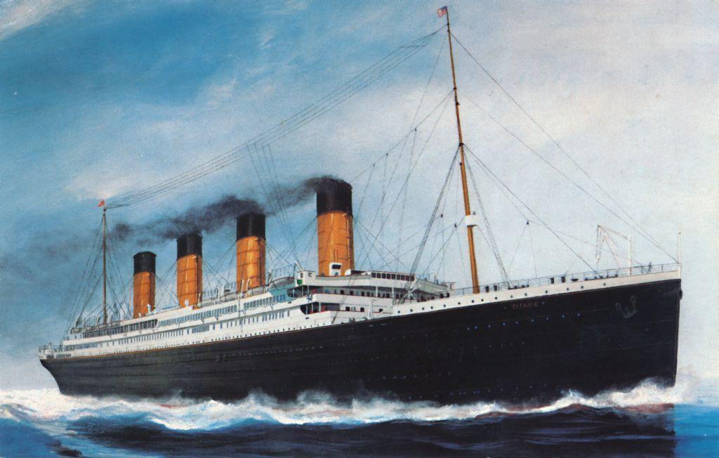 Cómo una tormenta geomagnética contribuyó al hundimiento del Titanic