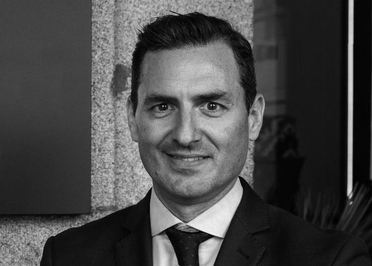 Héctor Coronel, director de Turismo del Ayuntamiento de Madrid