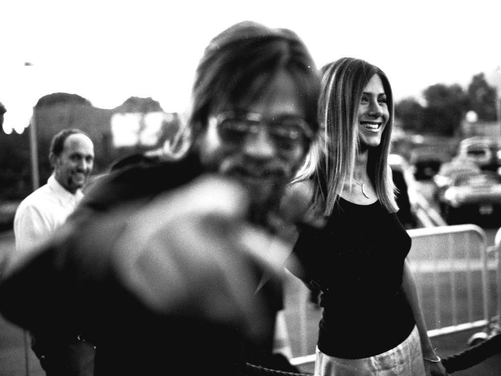 El 'status' del lunes: 'Hi, Aniston; Hi, Pitt'