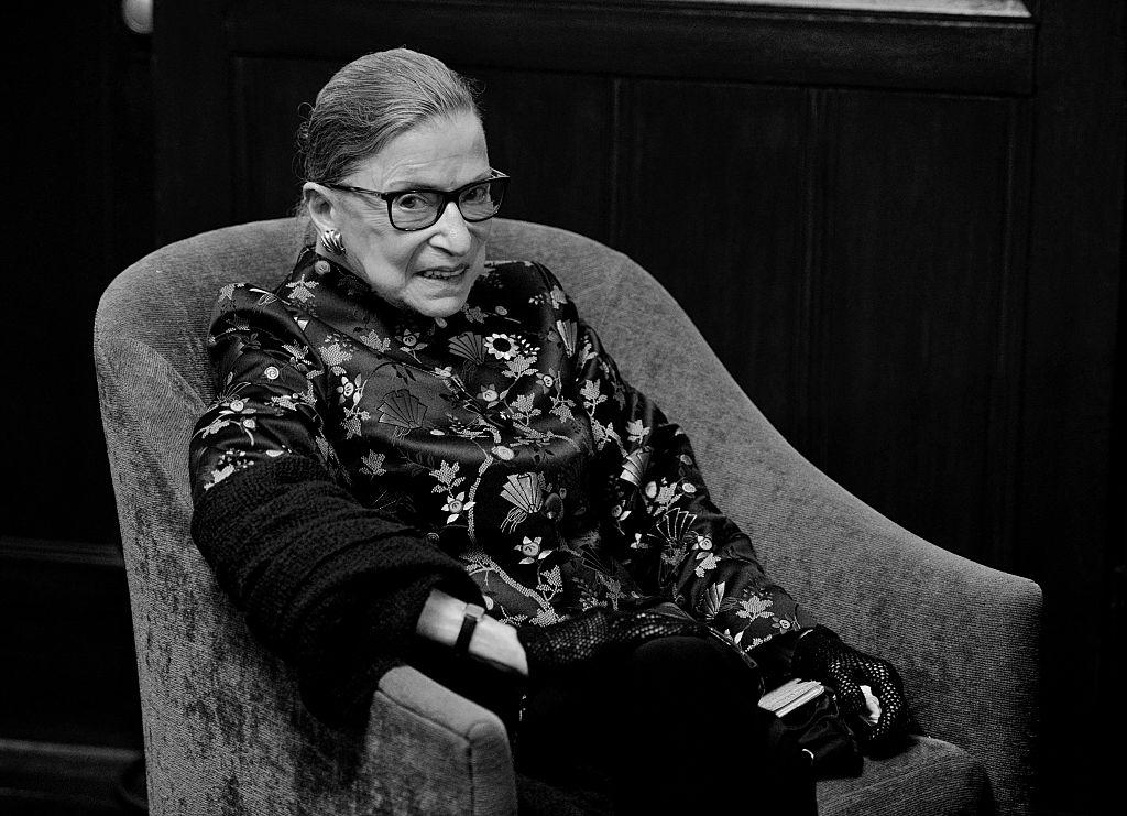 """""""Yo disiento"""" y otras célebres frases de Ruth Bader Ginsburg"""