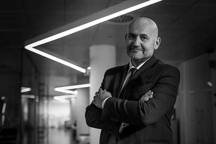 Christian Stein, vicepresidente de Comunicación de Marcas de Renault