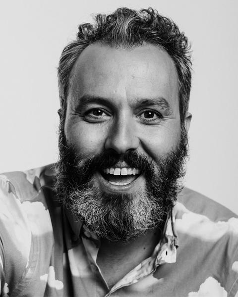 Miguel Olivares, socio fundador y director general creativo La Despensa