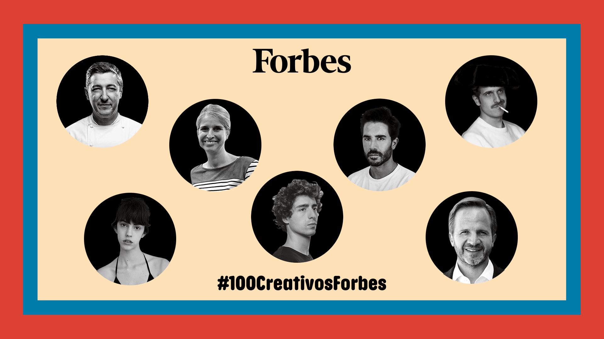 Los 100 españoles más creativos en el mundo de los negocios