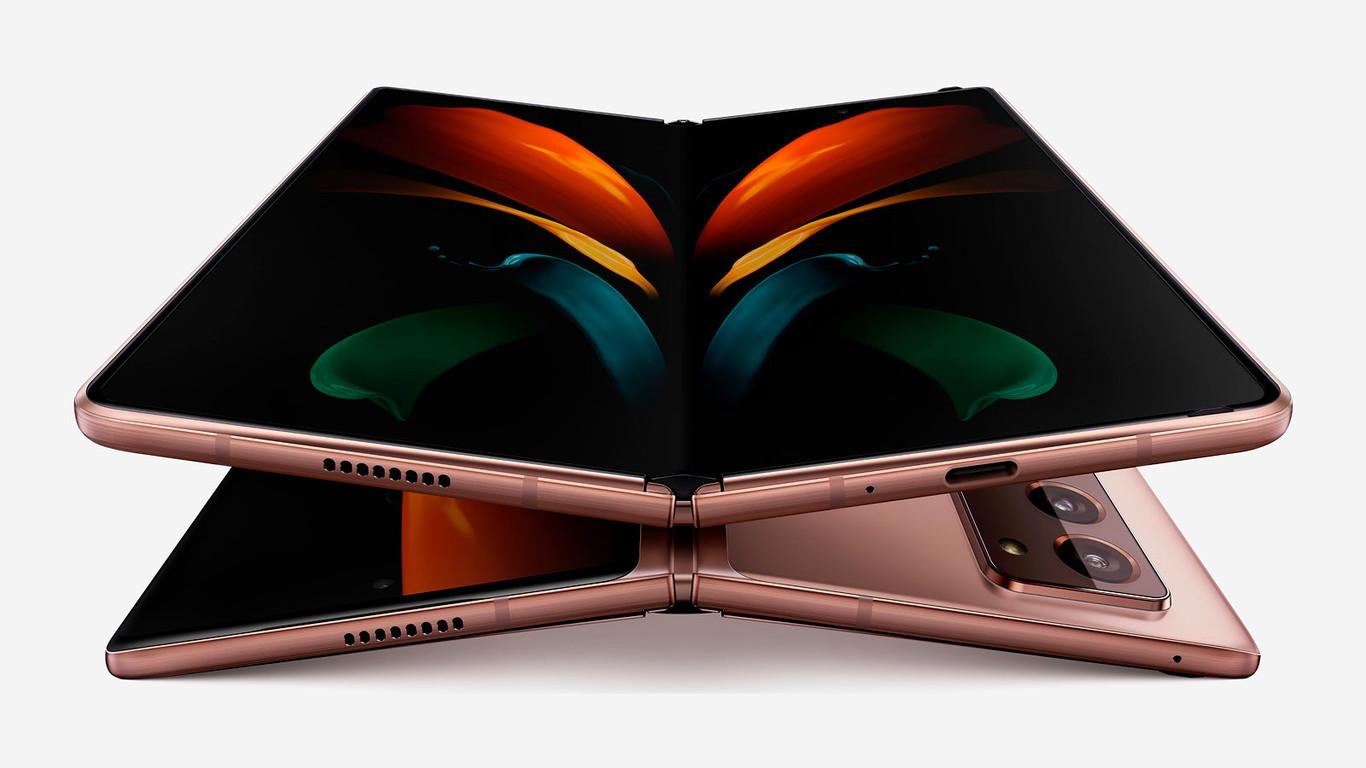 Samsung Galaxy Z Fold 2: despídete de lo convencional