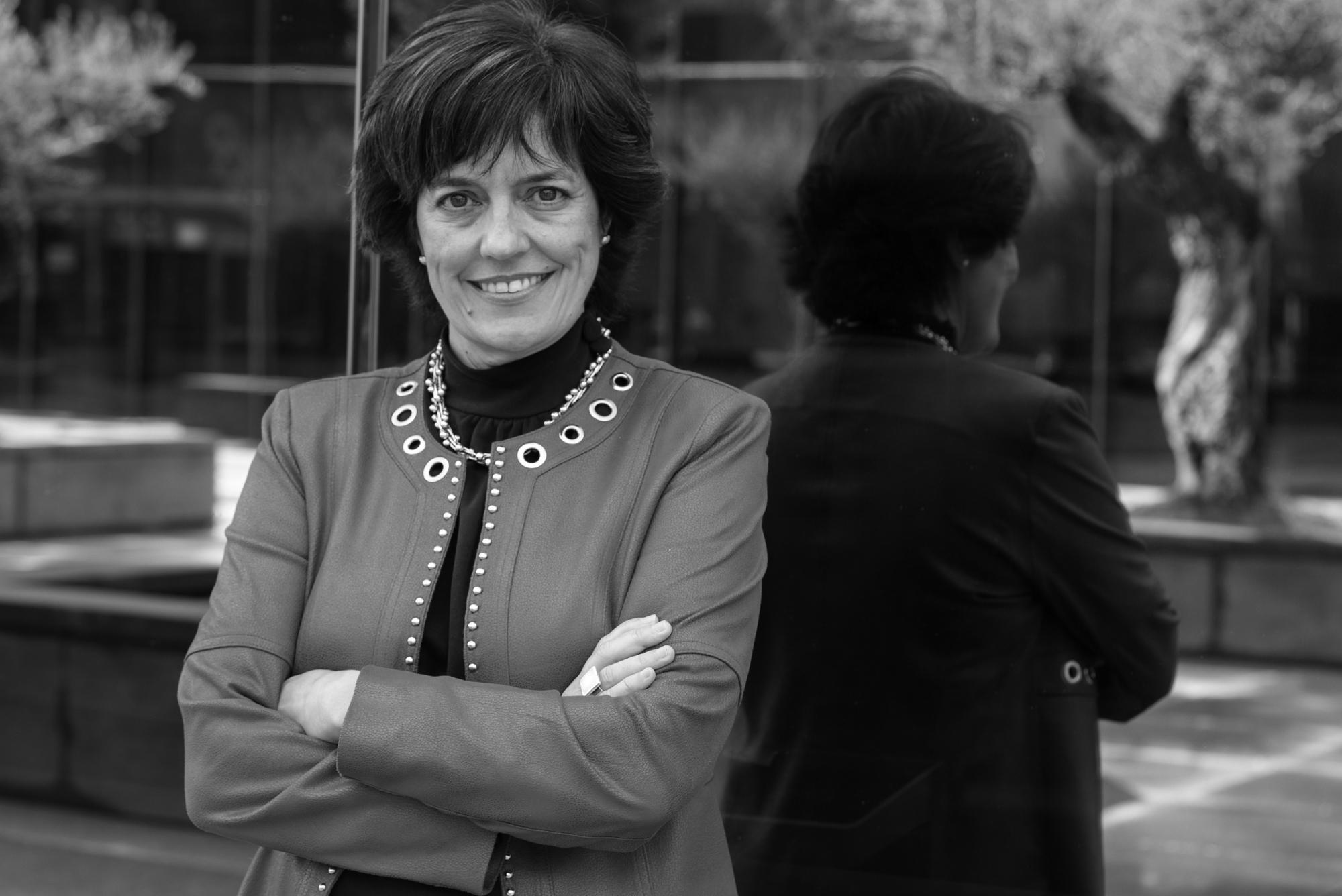 Berta Durán, directora general RR HH de Orange España