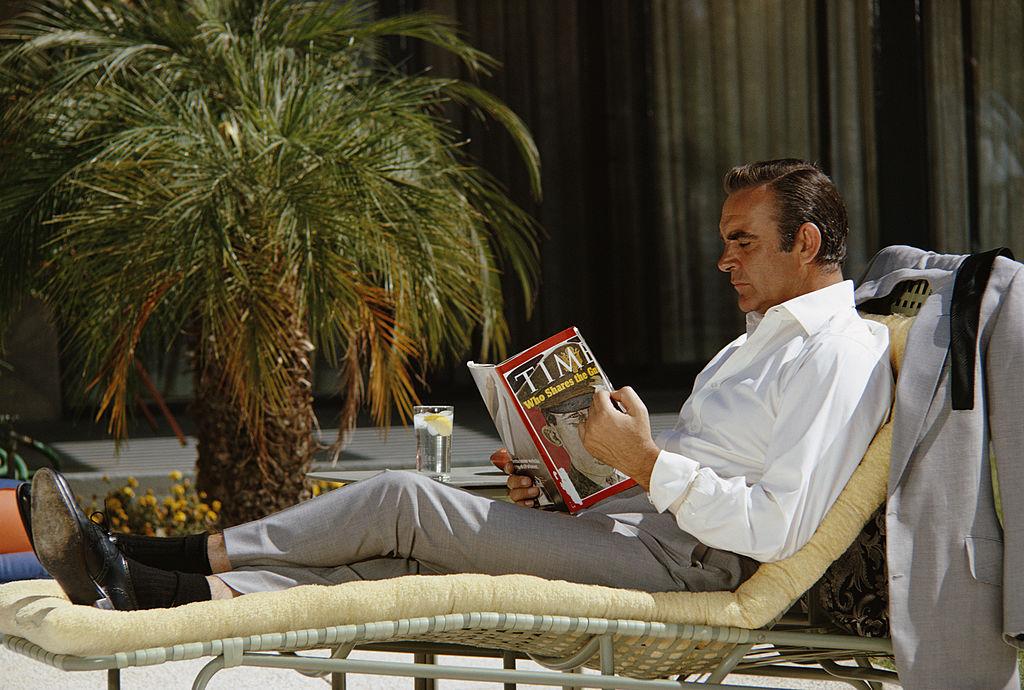 Sean Connery: la moda según el agente 007