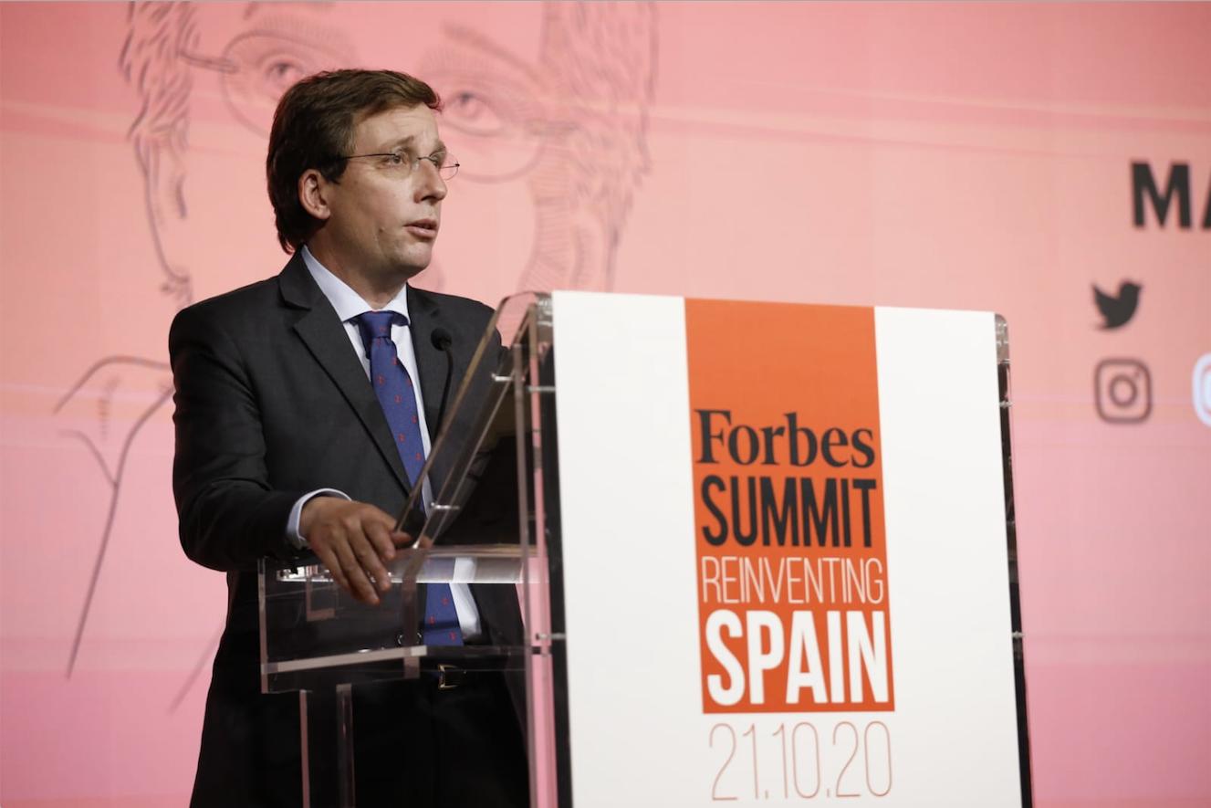 José Luis Martínez-Almeida, alcalde de Madrir