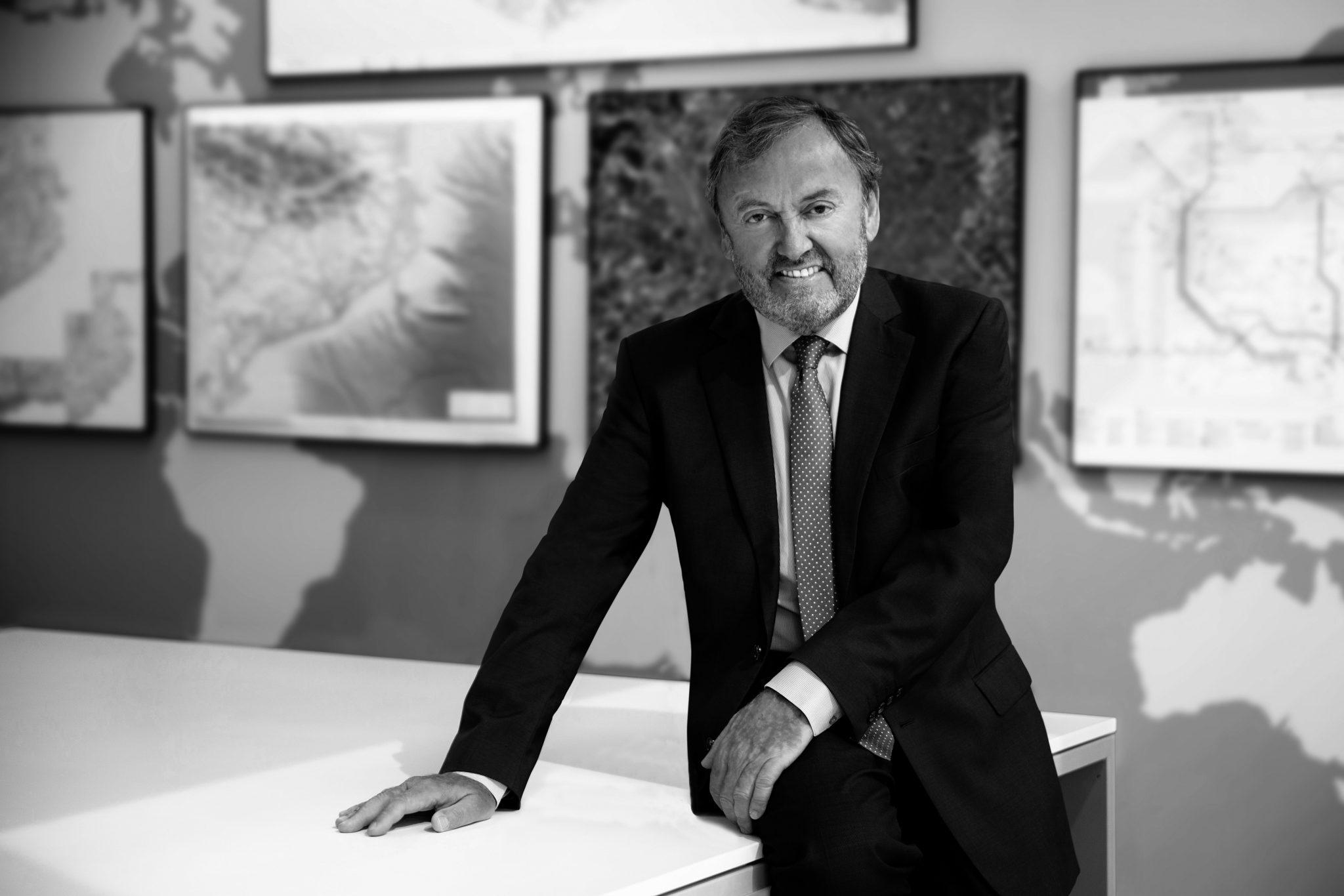 Josep Mateu Negre, presidente del RACC