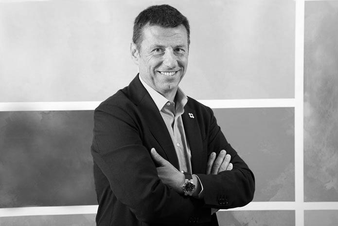Paolo Tafuri, director general de Danone Iberia