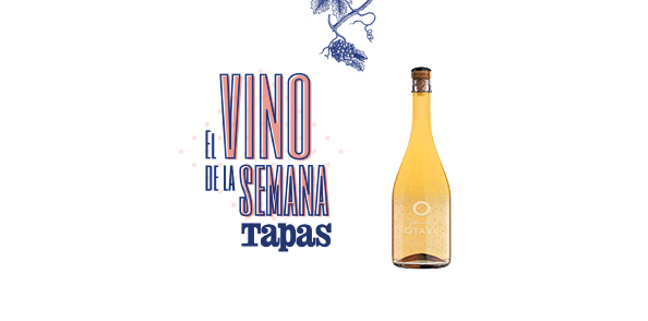 Espuma de Otazu 2018, el vino de la semana para la revista Tapas