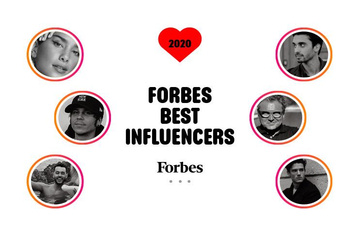 100 Influencers 2020