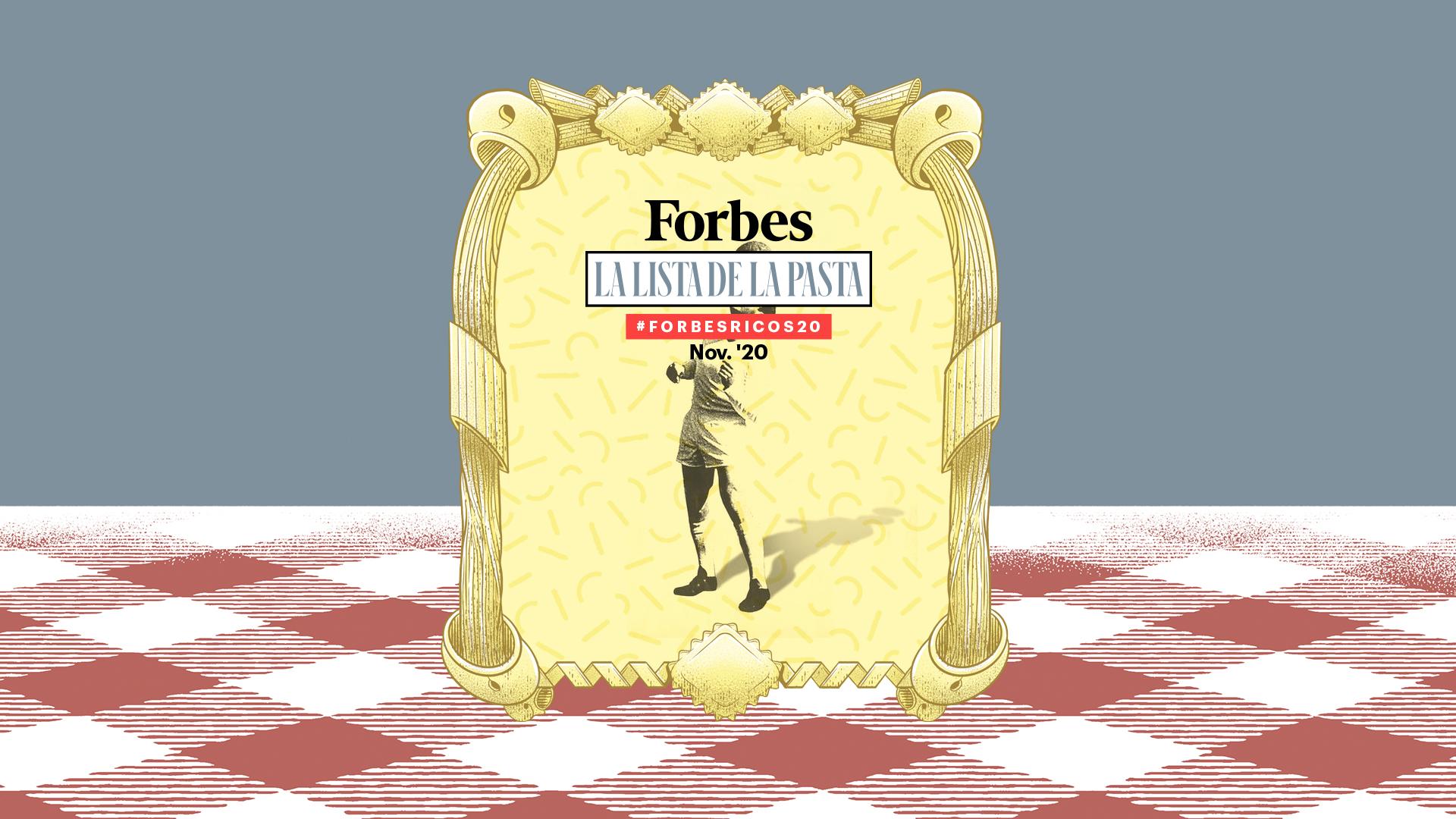 Lista Forbes Los 100 españoles más ricos deporte y música