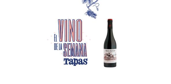 Roca del Crit, el vino de la semana por la revista Tapas