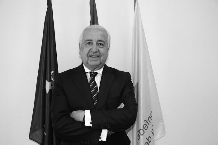Pedro Campo, presidente de la CEC