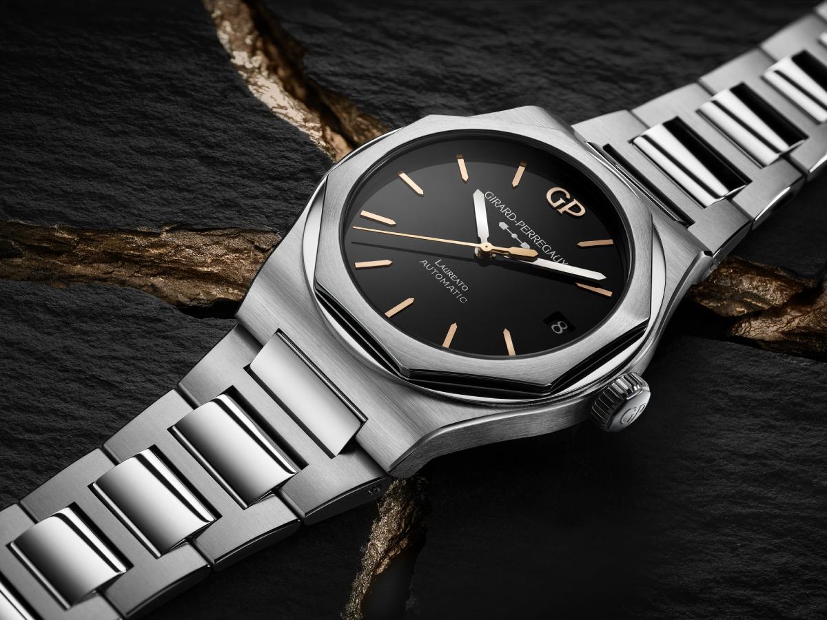 Laureato, el emblemático reloj de Girard-Perregaux, cumple 45 años
