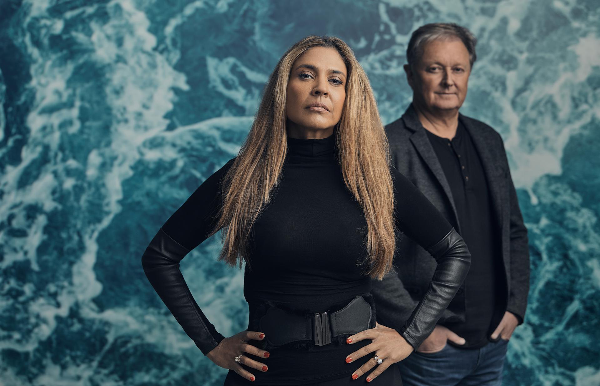 Así son los Fisker, la multimillonaria pareja que quiere competir con Tesla