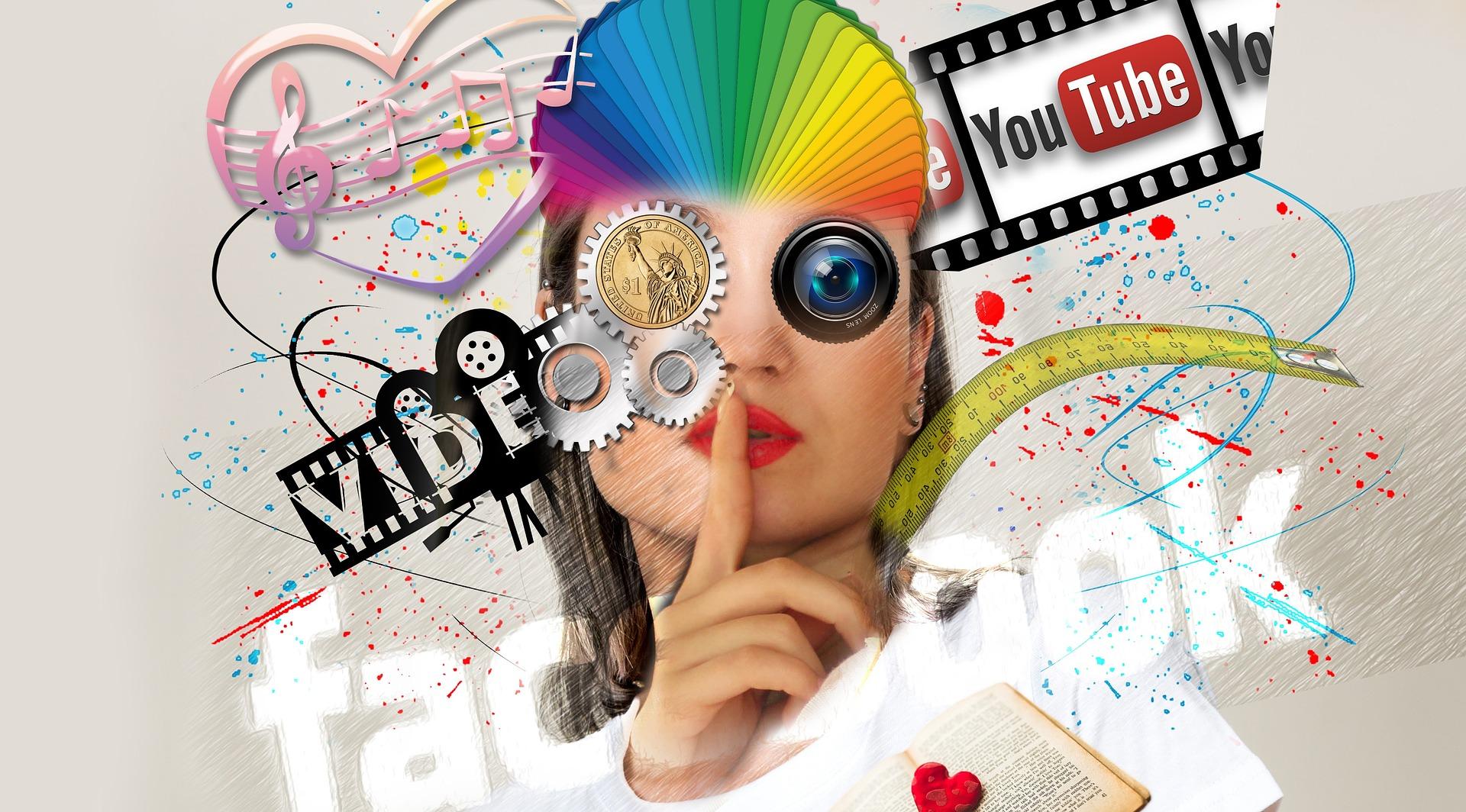 YouTube. Foto: Gerd Altmann/Pixabay