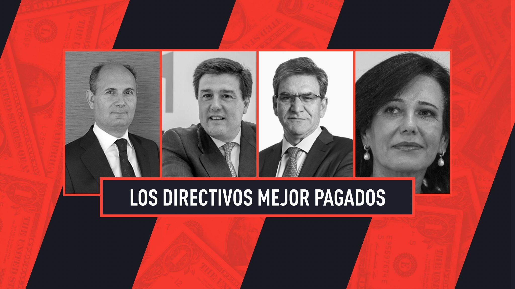 Los ejecutivos mejor pagados 2020 portada