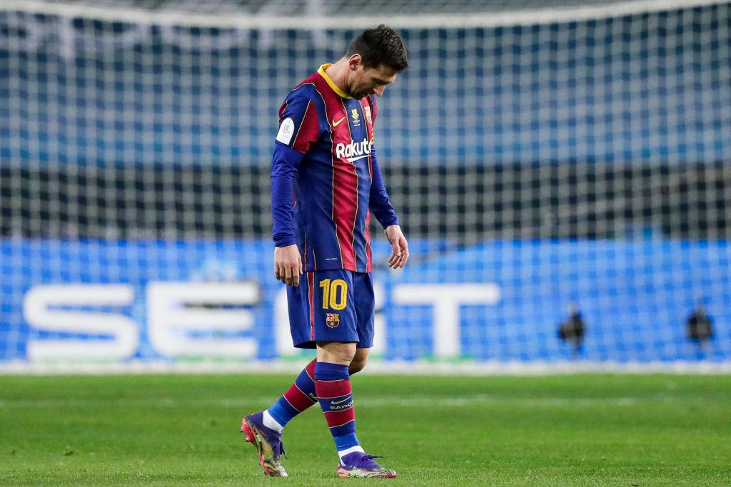El futbolista Lionel Messi. Foto: David S. Bustamante/Soccrates Getty Images)