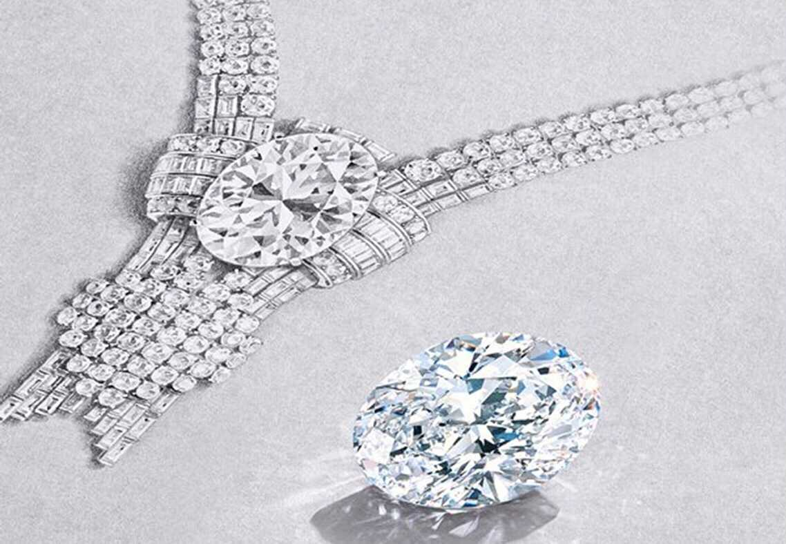 Tiffany adquiere un diamante de 80 quilates para diseñar la joya más cara de su historia