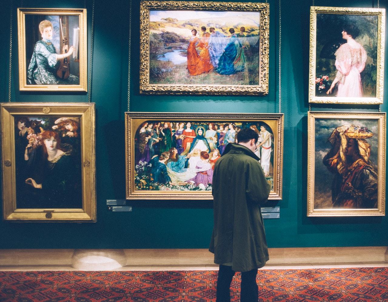 Lo que la pintura más cara del 2020 dice sobre el mercado del arte