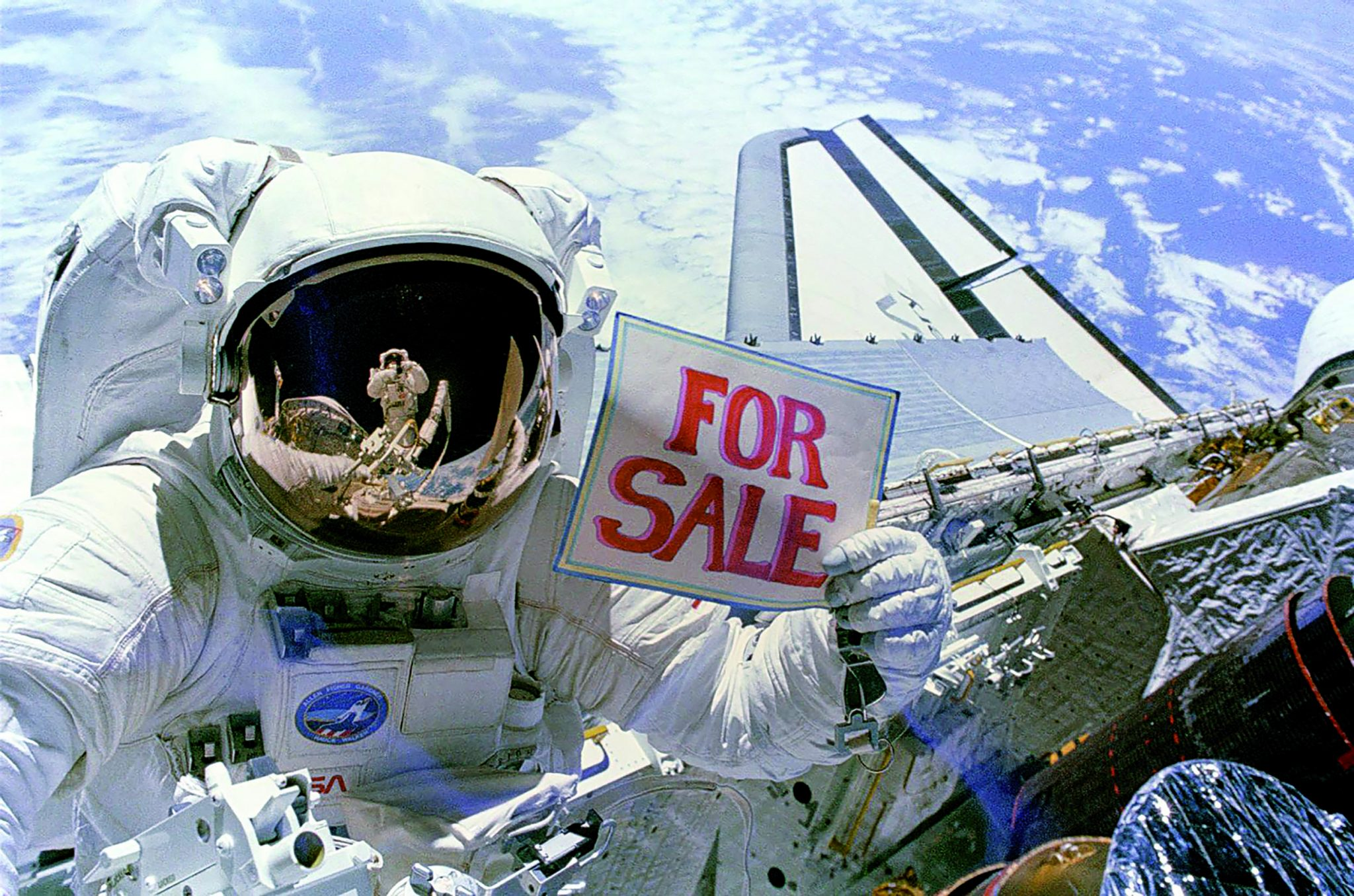 Astronauta. NASA