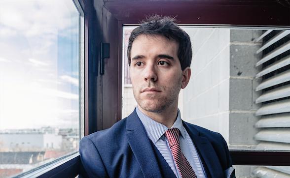 José Antonio Pinilla, presidente y CEO de Asseco Spain. Foto: Carlos Luján