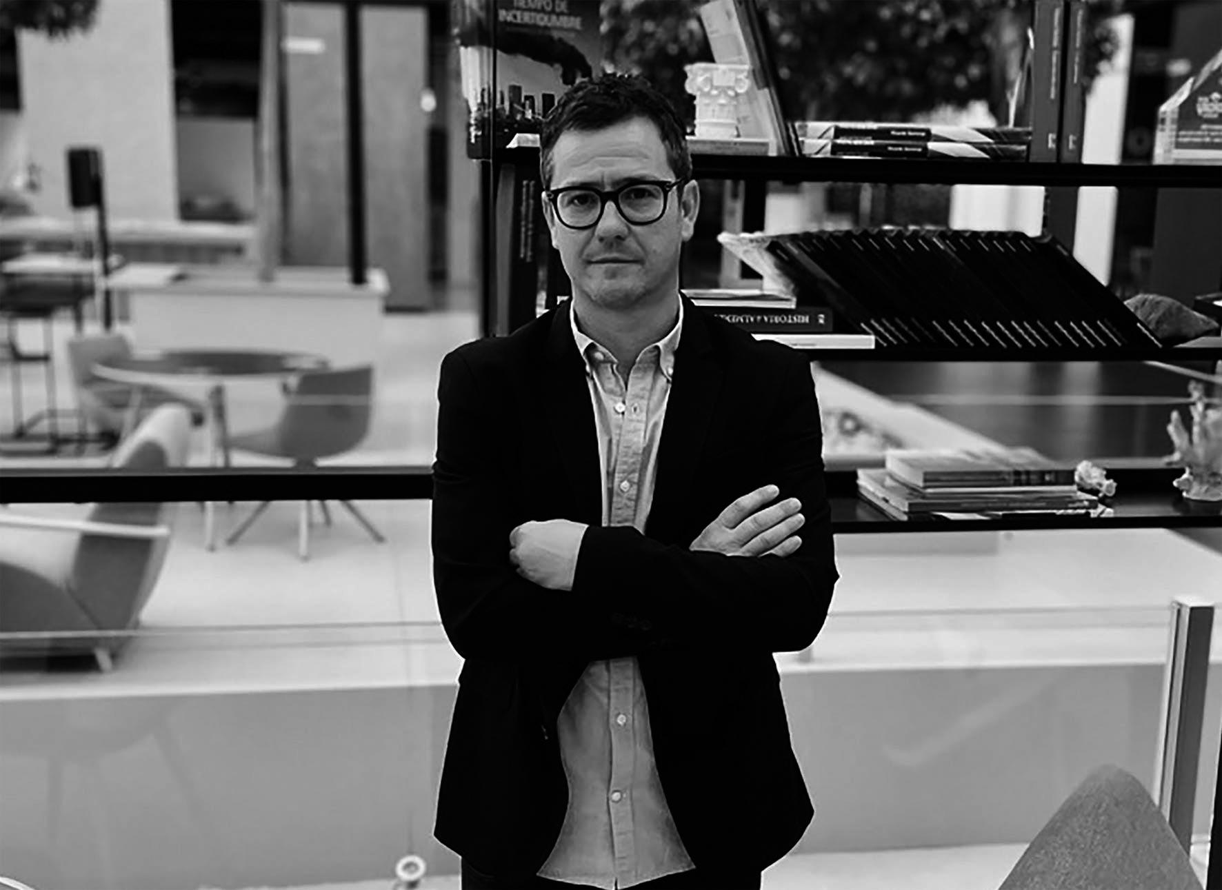 Damián Granados-Lorca, nuevo Vicepresidente Global de Marketing de Cosentino
