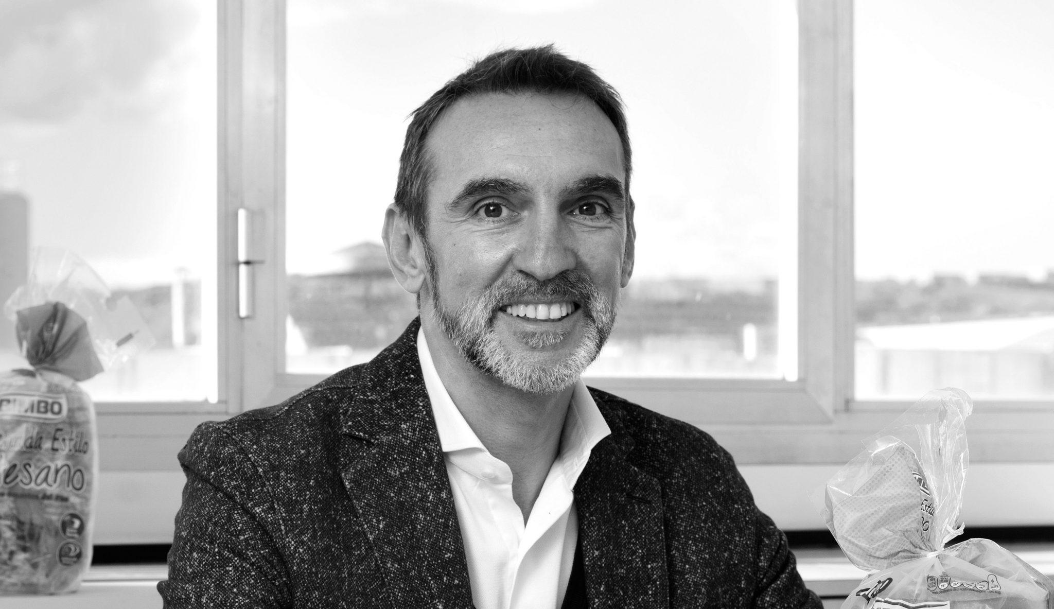 José Luis Saiz, director general de Bimbo Iberia