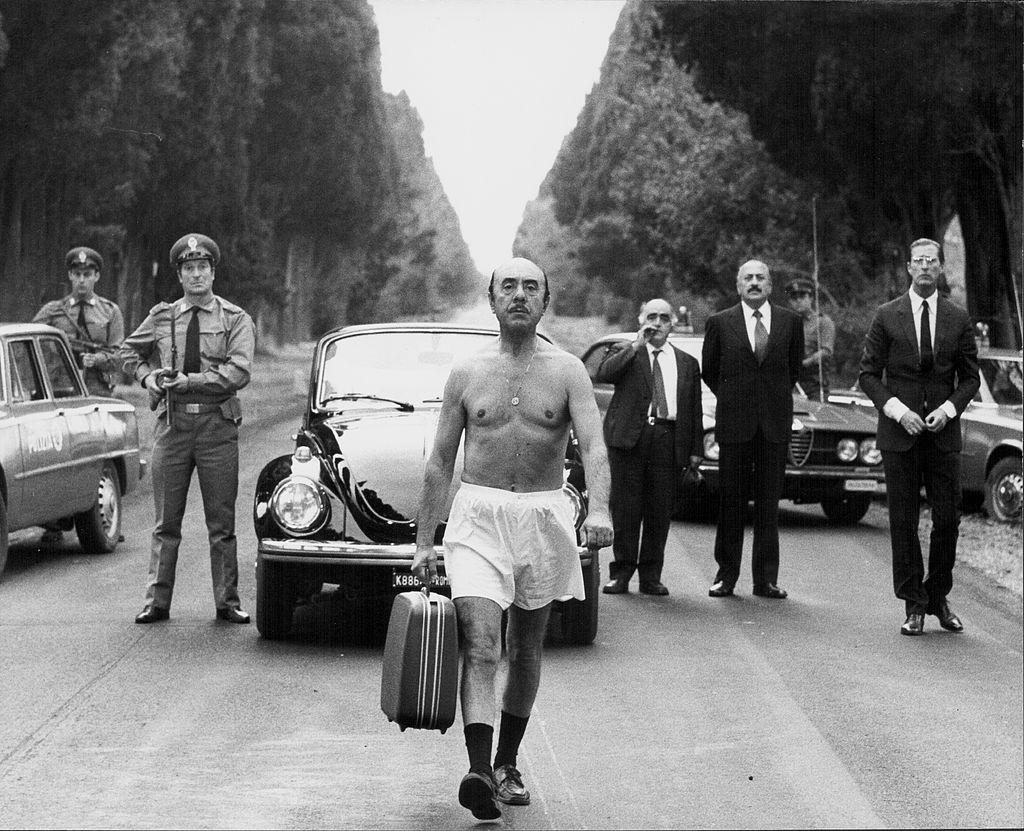 Escena de la película 'Dirty Weekend', 1973. Foto: Stanley Bielecki Movie Collection (Getty Images)